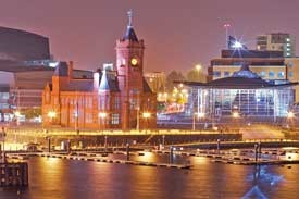 Cardiff - The Pride of Wales